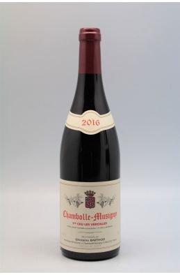 Ghislaine Barthod Chambolle Musigny 1er cru Les Veroilles 2016