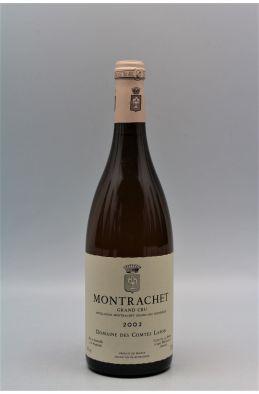 Comtes Lafon Montrachet 2002