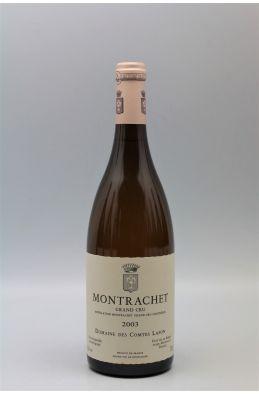 Comtes Lafon Montrachet 2003