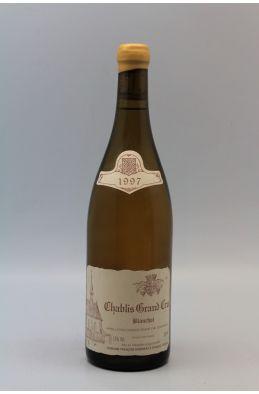 Raveneau Chablis Grand cru Blanchot 1997