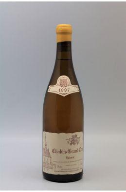 Raveneau Chablis Grand cru Valmur 1997