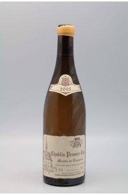 Raveneau Chablis 1er cru Montée de Tonnerre 2005 -5% DISCOUNT !
