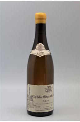 Raveneau Chablis Grand cru Valmur 2009