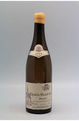 Raveneau Chablis Grand cru Blanchot 2004