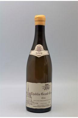 Raveneau Chablis Grand cru Les Clos 2006