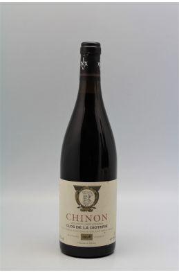 Charles Joguet Chinon Clos de la Dioterie 1996