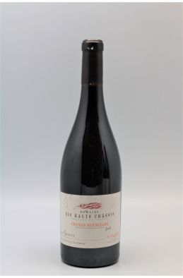 Des Hauts Chassis Crozes Hermitage Les Chassis 2003