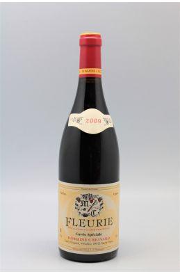 Chignard Fleurie Cuvée Spéciale Vieilles Vignes 2009