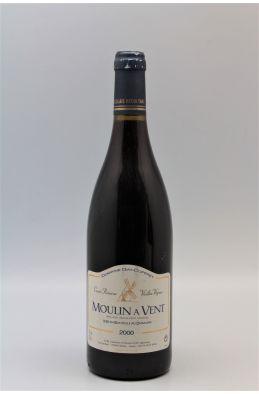 Gay Coperet Moulin à Vent Cuvée Réserve Vieilles Vignes 2000