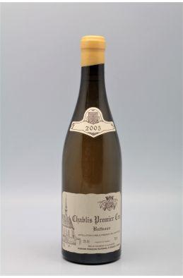 Raveneau Chablis 1er cru Butteaux 2005