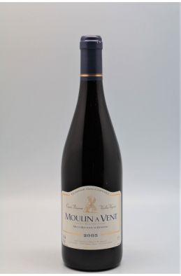 Gay Coperet Moulin à Vent Cuvée Réserve Vieilles Vignes 2005
