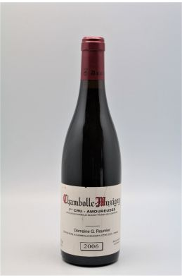 Georges Roumier Chambolle Musigny 1er cru Les Amoureuses 2006 -5% DISCOUNT !