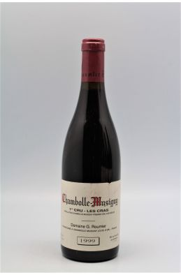 Georges Roumier Chambolle Musigny 1er cru Les Cras 1999 -5% DISCOUNT !