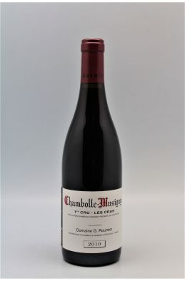 Georges Roumier Chambolle Musigny 1er cru Les Cras 2010
