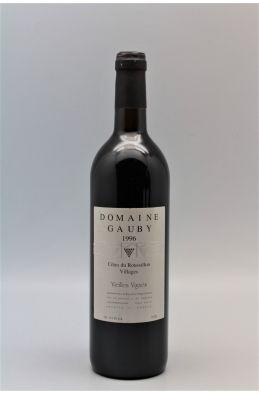 Gauby Côtes du Roussillon Villages Vieilles Vignes 1996