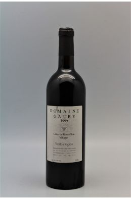 Gauby Côtes du Roussillon Villages Vieilles Vignes 1999