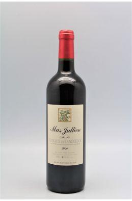 Mas Jullien Côteaux du Languedoc Carlan 2006