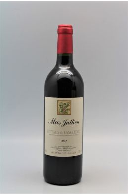 Mas Jullien Côteaux du Languedoc 2002