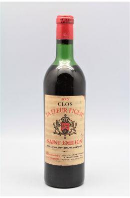 Clos de la Fleur Figeac 1970 - PROMO -10% !