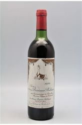 Mouton Baronne Philippe 1980 -5% DISCOUNT !