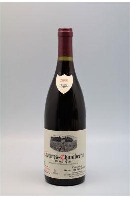 Henri Rebourseau Charmes Chambertin 2000