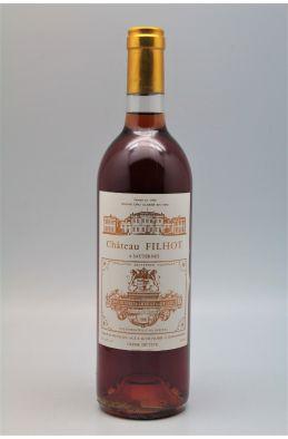Filhot Crème de Tête 1990