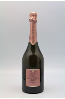 Deutz Cuvée William Brut 2000 Rosé