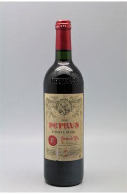 Pétrus 1996 - PROMO - 10% !