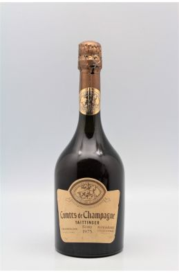 Taittinger Comtes de Champagne 1975