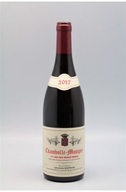Ghislaine Barthod Chambolle Musigny 1er cru Aux Beaux Bruns 2017