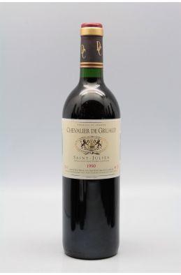 Chevalier de Gruaud 1990
