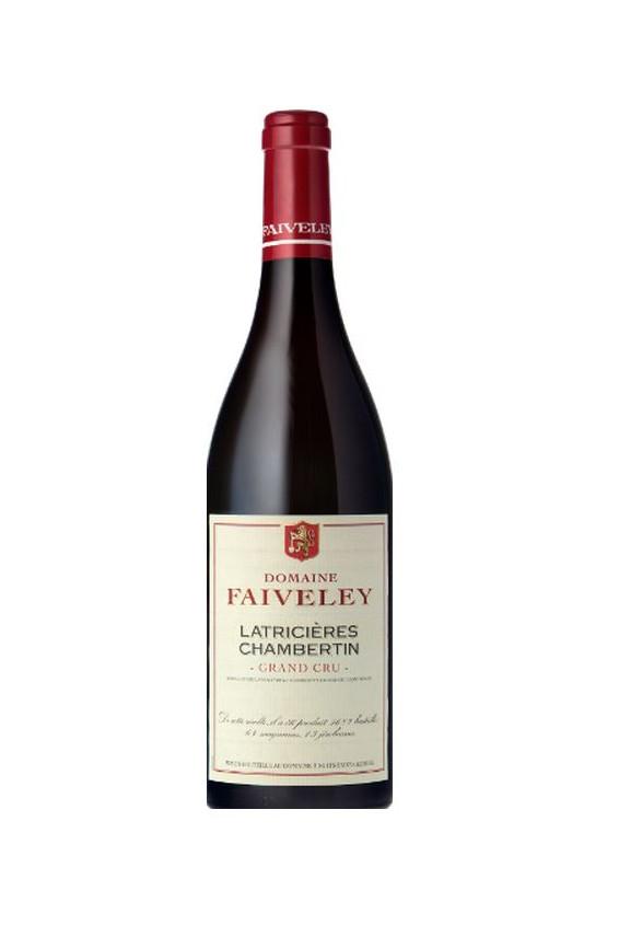 Faiveley Latricières Chambertin 1999