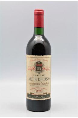Larcis Ducasse 1988