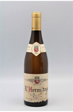 Jean Louis Chave Hermitage 2012 Blanc -10% DISCOUNT !