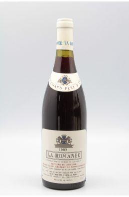 Bouchard P&F La Romanée 1987