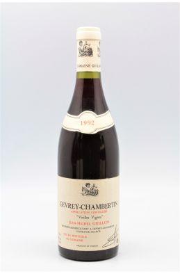 Jean Michel Guillon Gevrey Chambertin Vieilles Vignes 1992