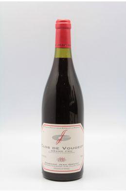 Jean Grivot Clos Vougeot 1990