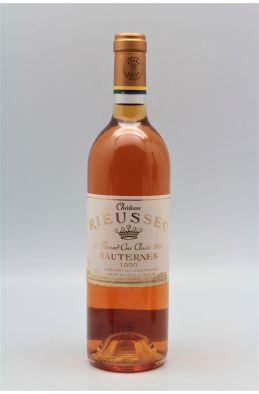 Rieussec 1990