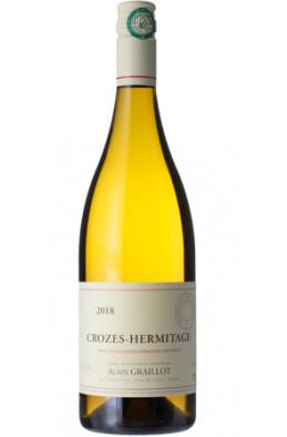Alain Graillot Crozès Hermitage 2018 Blanc