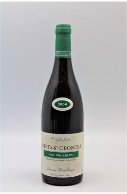 Henri Gouges Nuits Saint Georges 1er cru Les Pruliers 2004