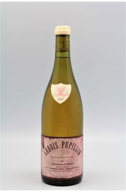 Pierre Overnoy Arbois Pupillin Chardonnay 2007