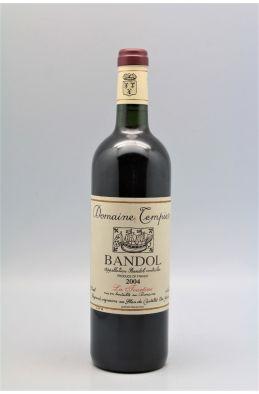 Tempier Bandol La Tourtine 2004