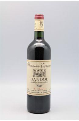 Tempier Bandol La Tourtine 2005