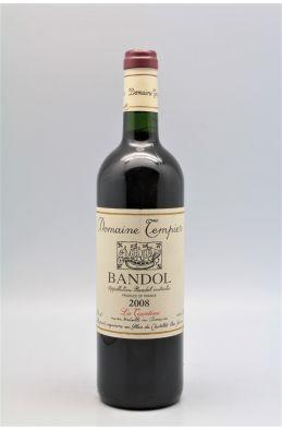 Tempier Bandol La Tourtine 2008