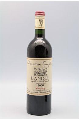 Tempier Bandol Cabassaou 2006