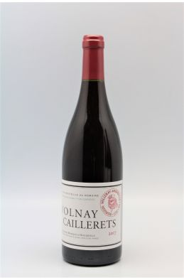 Marquis d'Angerville Volnay 1er cru Caillerets 2017