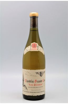 Vincent Dauvissat Chablis Grand cru Les Preuses 2000