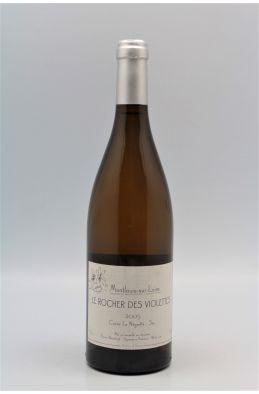 Rocher des Violettes Montlouis Sec Négrette 2005