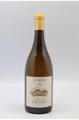 Huet Vouvray Le Mont Sec 2006