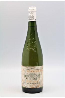 Baumard Savennières 1997 - PROMO -15% !